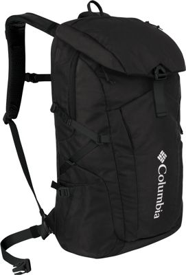 Columbia Sportswear Fairview Rucksack Black - Columbia Sportswear Day Hiking Backpacks