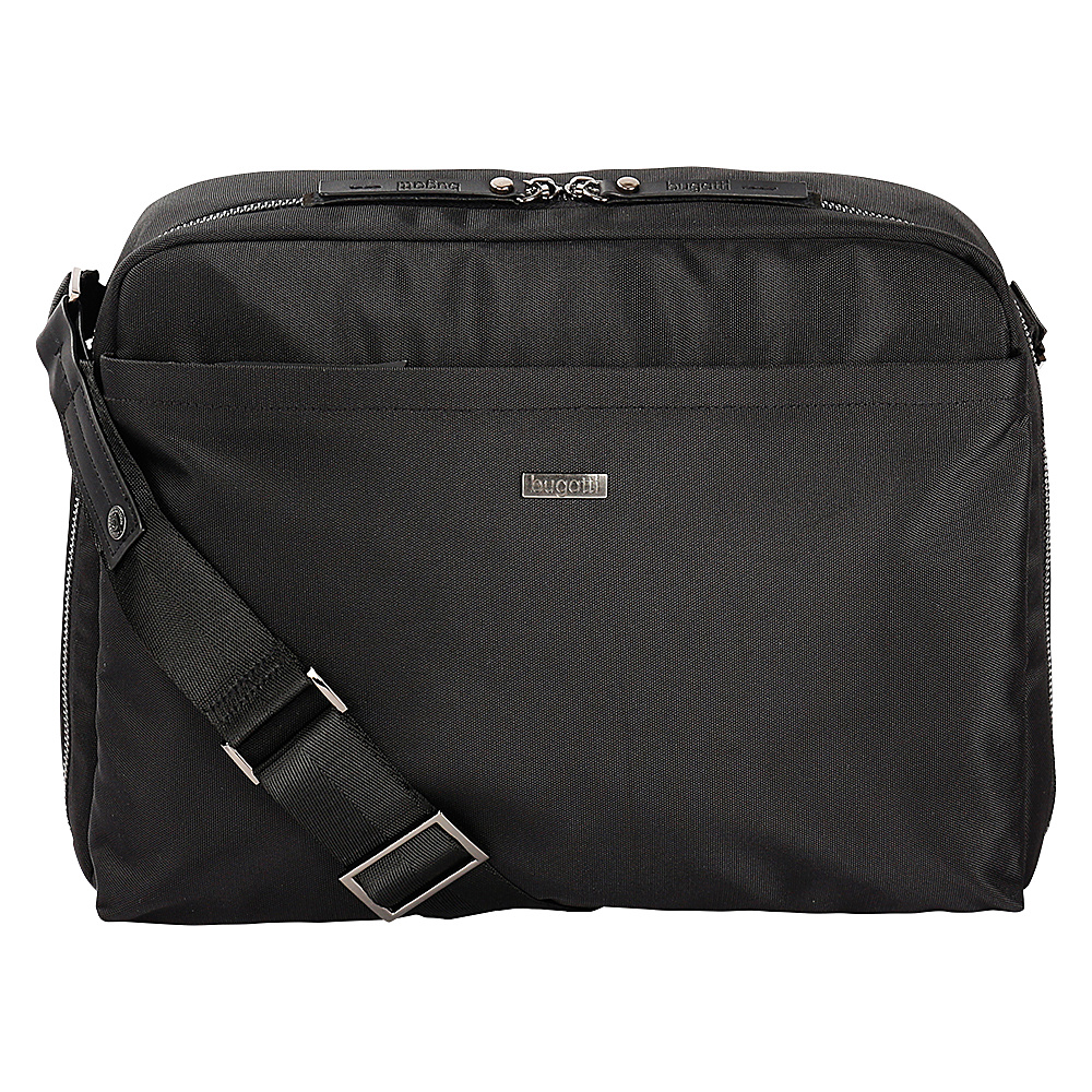 Bugatti Contratempo Messenger Bag Black Bugatti Other Men s Bags