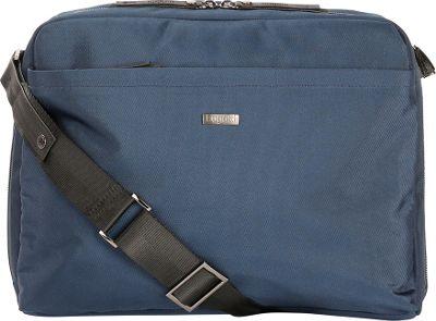 Bugatti Contratempo Messenger Bag Blue - Bugatti Other Men's Bags