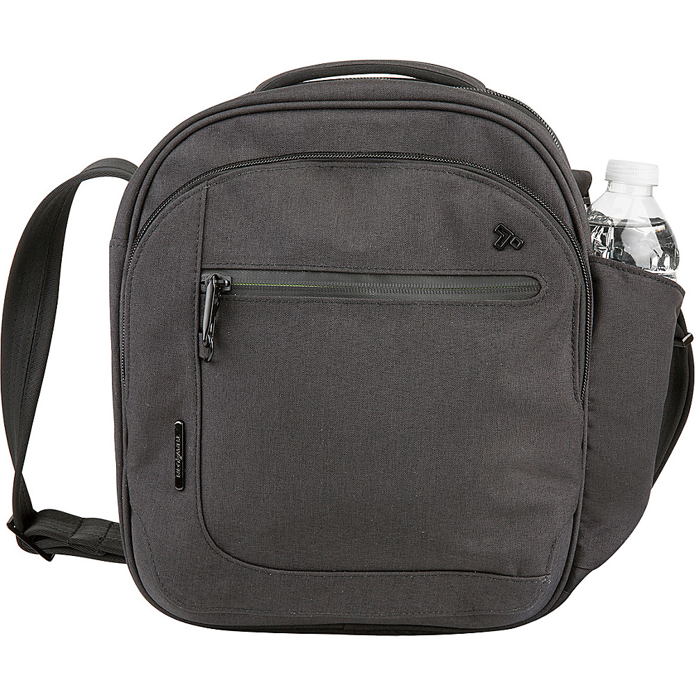 Travelon Anti-Theft Urban Tour Bag Slate - Travelon Other Mens Bags - Work Bags & Briefcases, Other Men's Bags