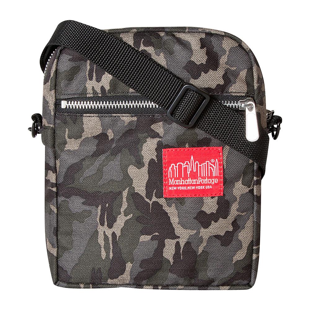 Manhattan Portage Twill City Lights Bag (Small) Camo - Manhattan Portage Other Men's Bags