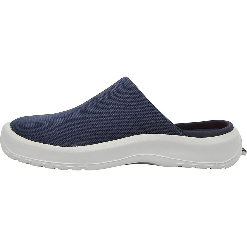 SoftScience Womens Daisy Canvas Clog 7 - Khaki - SoftScience Women's Footwear