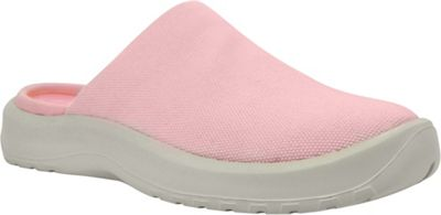 SoftScience Womens Daisy Canvas Clog 5 - Light Pink - SoftScience Women's Footwear