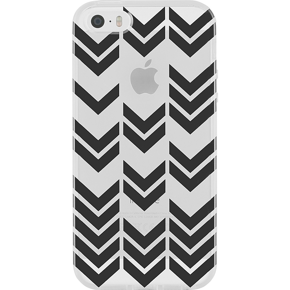 Incipio Design Series Isla for iPhone 5/5s/SE Black - Incipio Electronic Cases - Technology, Electronic Cases