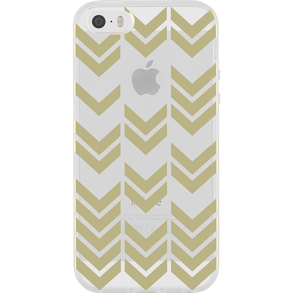 Incipio Design Series Isla for iPhone 5/5s/SE Gold - Incipio Electronic Cases - Technology, Electronic Cases
