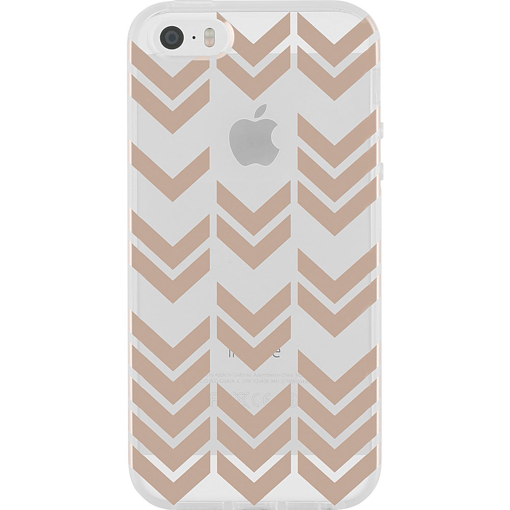 Incipio Design Series Isla for iPhone 5/5s/SE Rose Gold - Incipio Electronic Cases - Technology, Electronic Cases