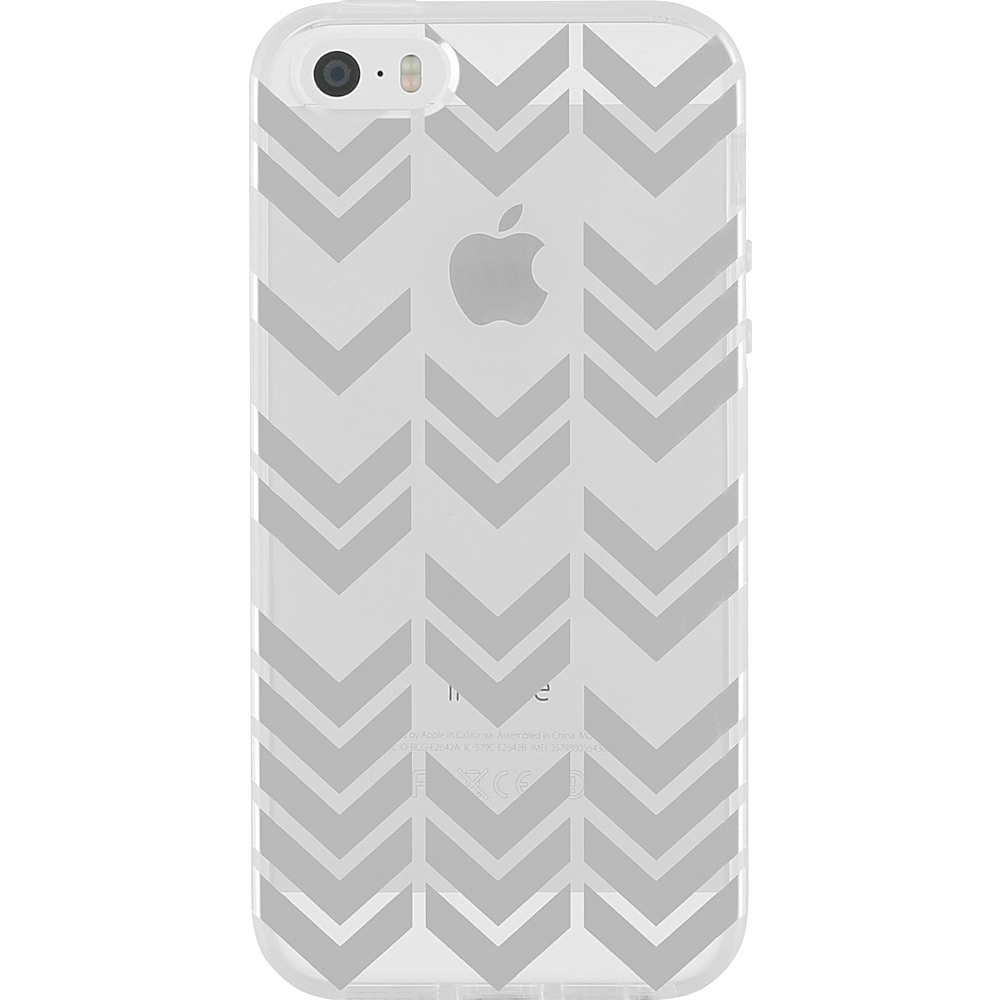 Incipio Design Series Isla for iPhone 5/5s/SE Silver - Incipio Electronic Cases - Technology, Electronic Cases