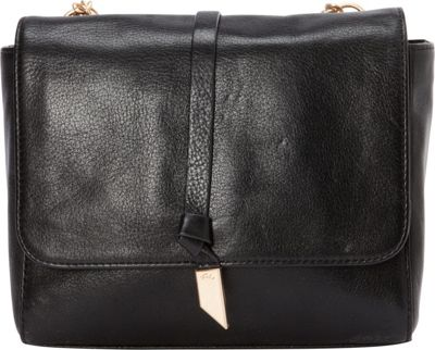 Foley + Corinna Foley + Corinna Diane Crossbody Black - Foley + Corinna Leather Handbags