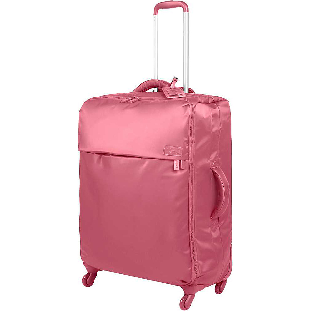 Lipault Paris Spinner 26 Antique Pink Lipault Paris Softside Checked