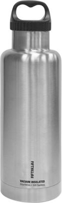 FIFTY/FIFTY Vacuum-Insulated Bottle-32oz Stainless Steel - FIFTY/FIFTY Hydration Packs and Bottles
