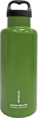 FIFTY/FIFTY Vacuum-Insulated Bottle-32oz Olive Green - FIFTY/FIFTY Hydration Packs and Bottles
