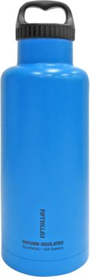 FIFTY/FIFTY Vacuum-Insulated Bottle-32oz Crater Blue - FIFTY/FIFTY Hydration Packs and Bottles