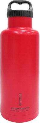 FIFTY/FIFTY Vacuum-Insulated Bottle-32oz Apple Red - FIFTY/FIFTY Hydration Packs and Bottles