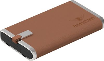PowerTRIP Elite 13000mAh Highspeed Portable Charger Brown - PowerTRIP Portable Batteries & Chargers