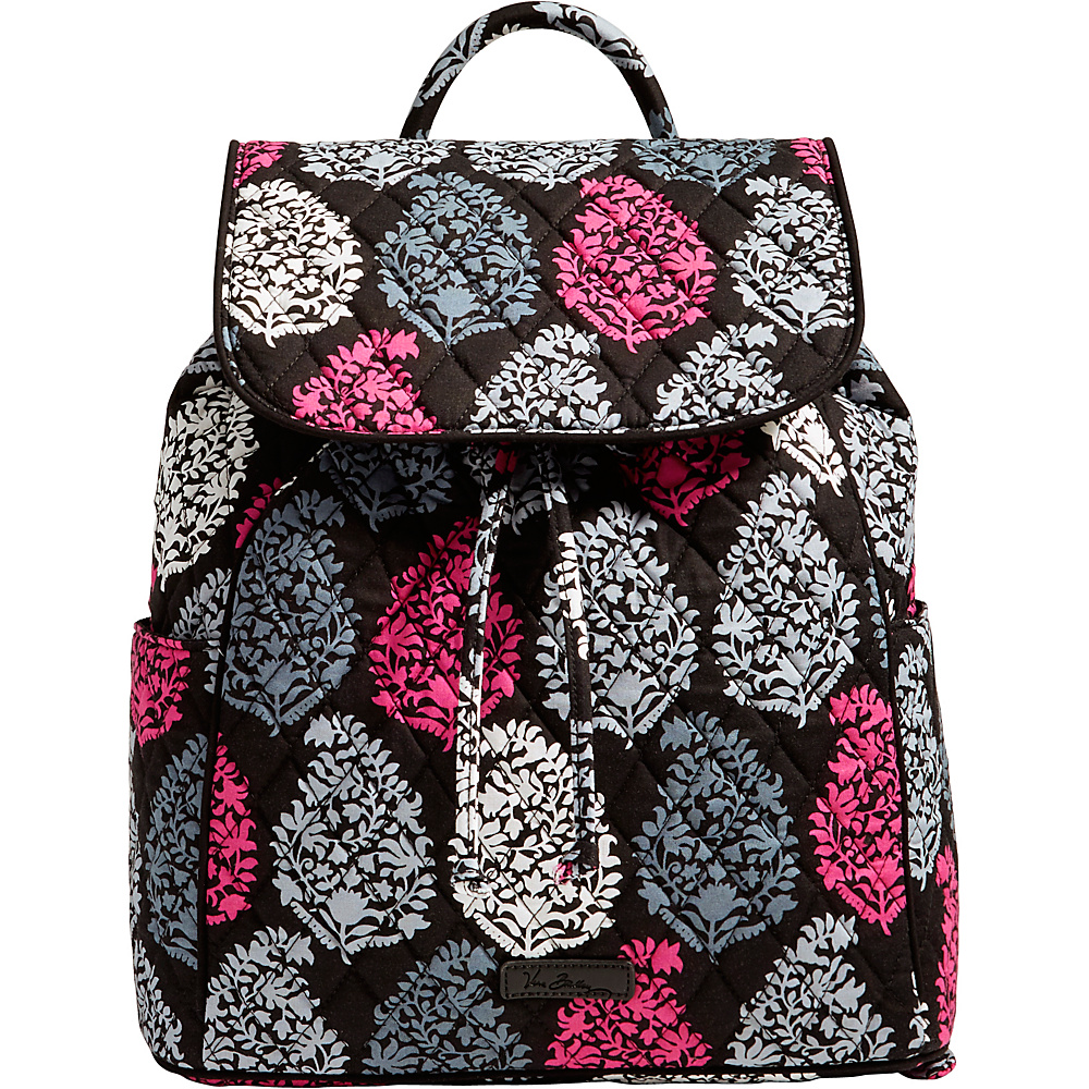Vera Bradley Drawstring Backpack - Retired Prints Northern Lights - Vera Bradley Fabric Handbags - Handbags, Fabric Handbags