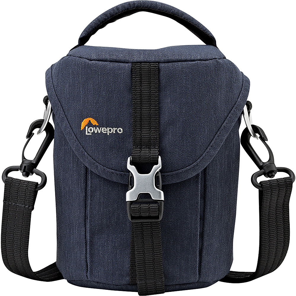 Lowepro Scout SH 100 Camera Case Slate Blue Lowepro Camera Accessories