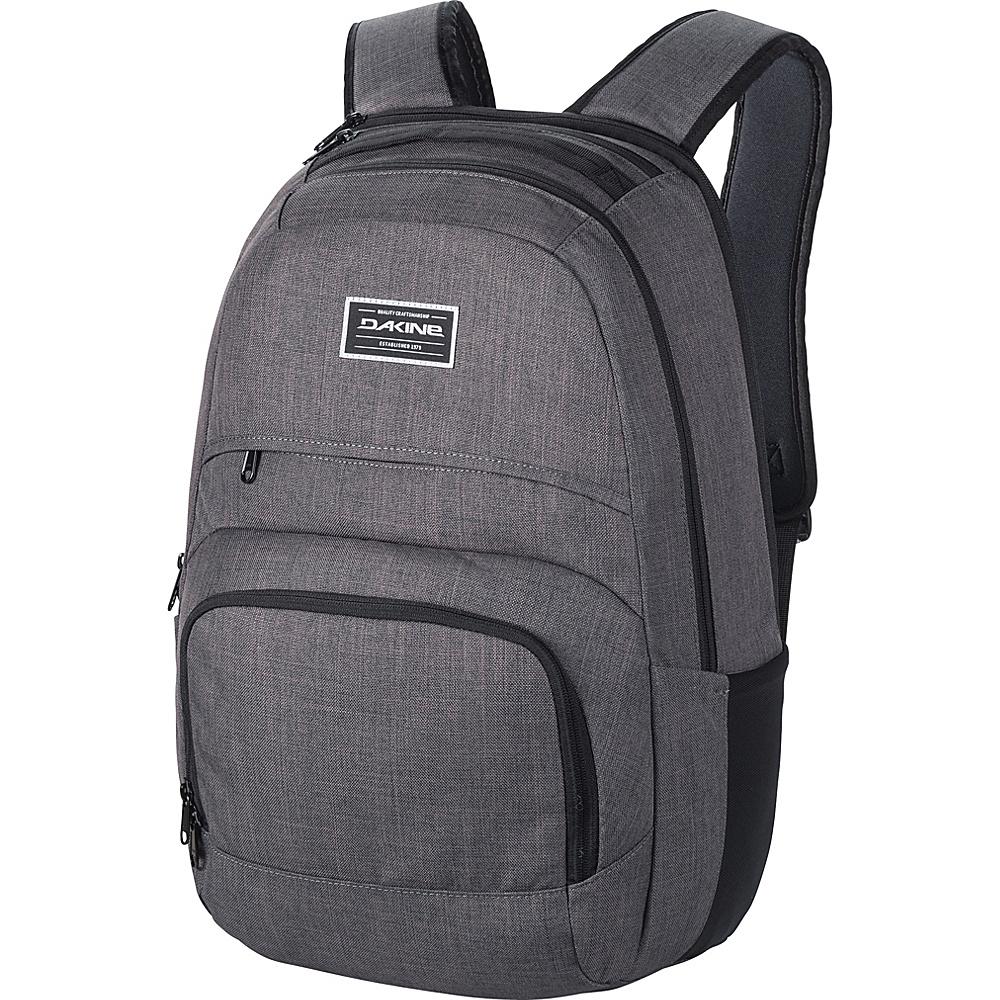 DAKINE Campus DLX 33L Backpack Carbon - DAKINE Business & Laptop Backpacks - Backpacks, Business & Laptop Backpacks