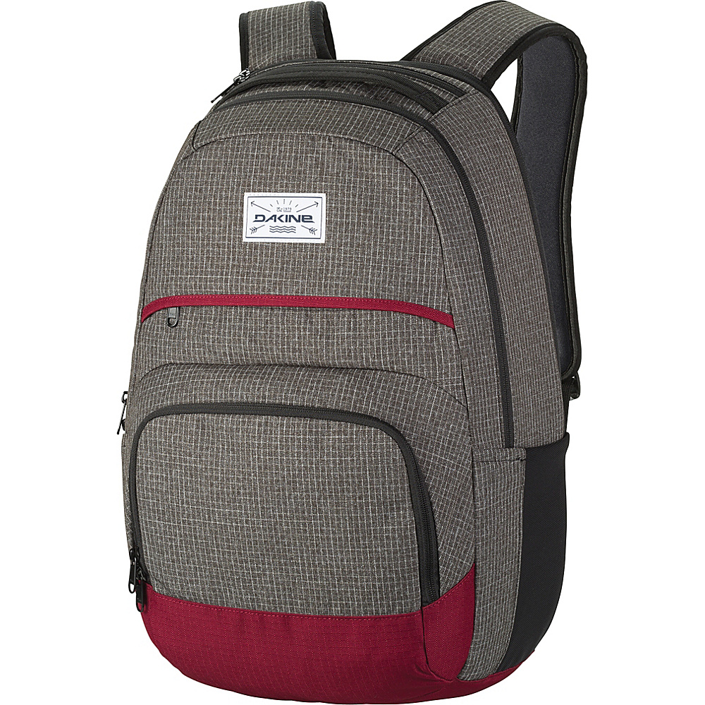 DAKINE Campus DLX 33L Backpack WILLAMETTE - DAKINE Laptop Backpacks - Backpacks, Laptop Backpacks