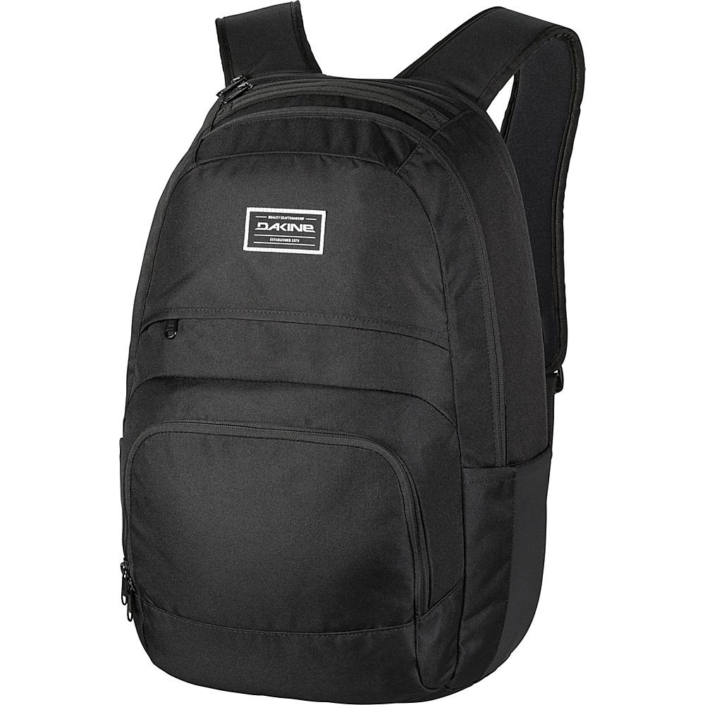 DAKINE Campus DLX 33L Backpack Black - DAKINE Business & Laptop Backpacks - Backpacks, Business & Laptop Backpacks