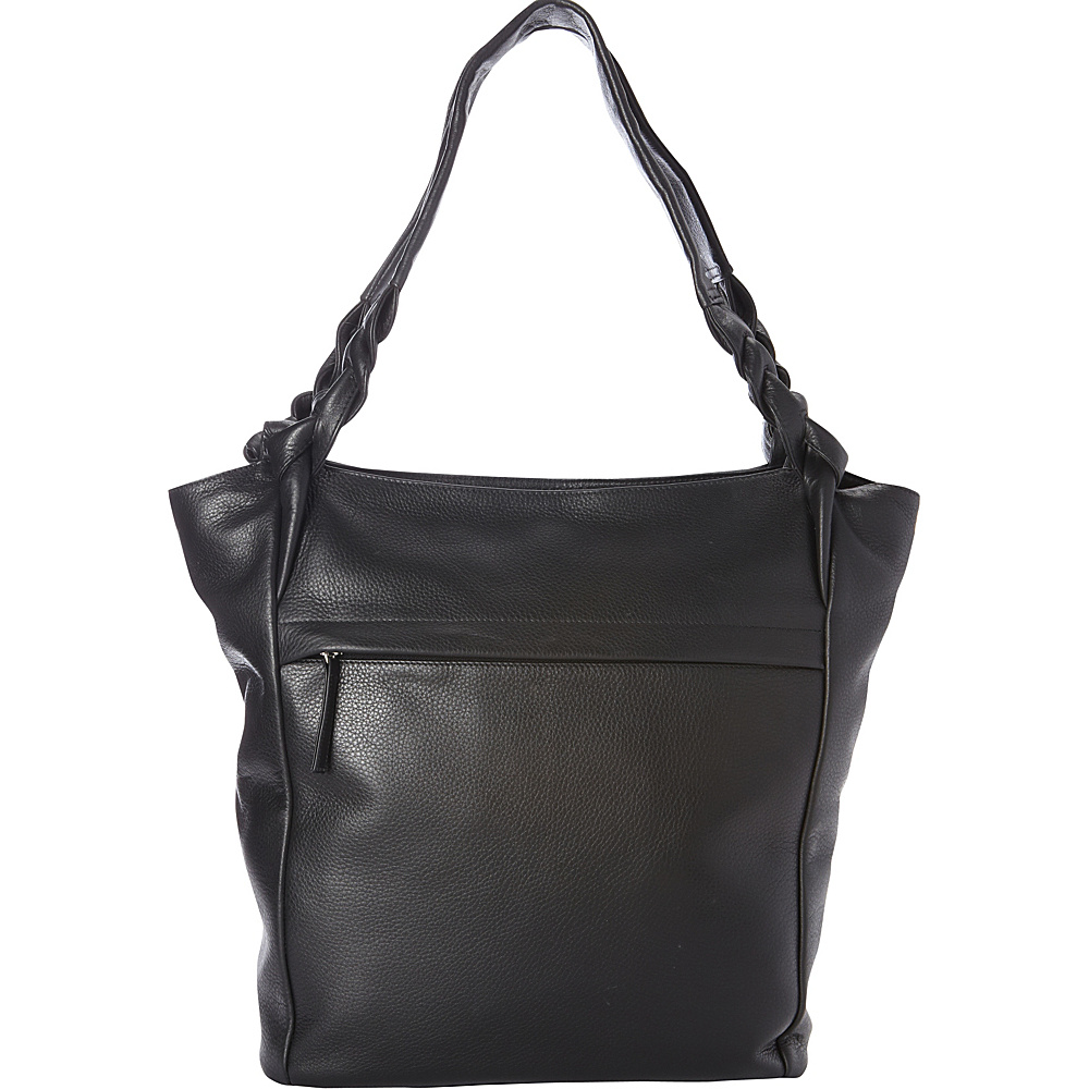 Derek Alexander Large Tote Black - Derek Alexander Leather Handbags - Handbags, Leather Handbags