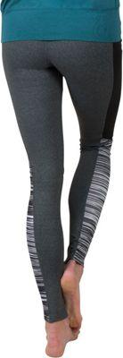 Soybu Flex Core Tight L - Black Wave - Soybu Women's Apparel