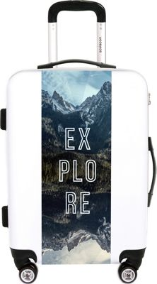 "Ugobags Explore 31"" Luggage White Explore - Ugobags Hards..."