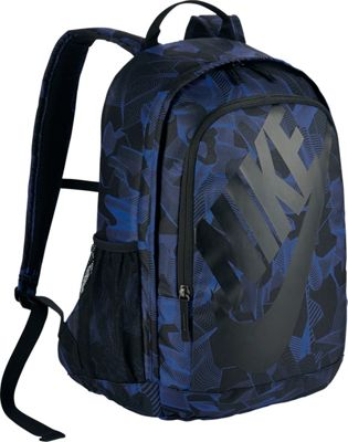 Nike Hayward Futura 2.0 - Print Game Royal/Black/Black - Nike School & Day Hiking Backpacks 10460745
