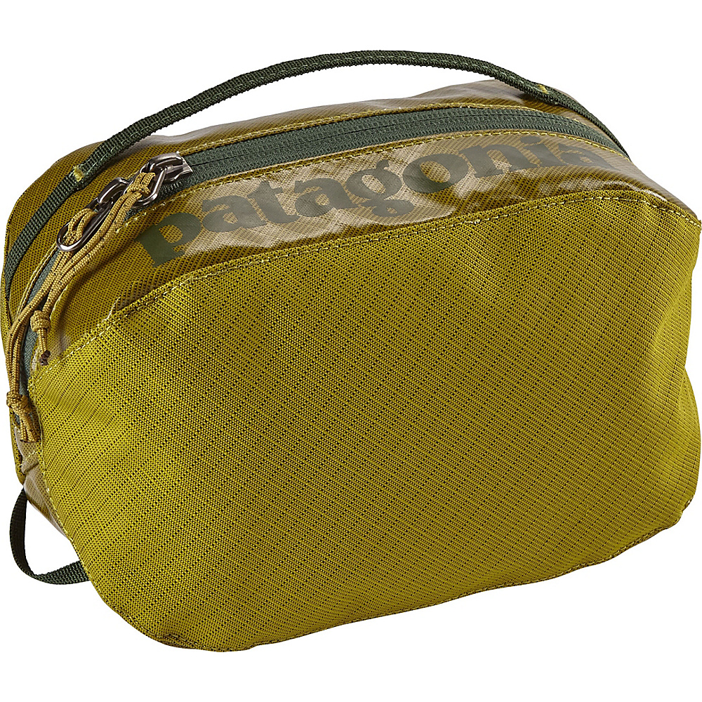 Patagonia Black Hole Cube - Small Golden Jungle - Patagonia Toiletry Kits - Travel Accessories, Toiletry Kits