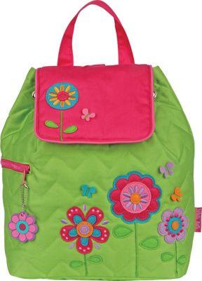 Stephen Joseph Quilted Backpack Flower - Stephen Joseph Everyday Backpacks