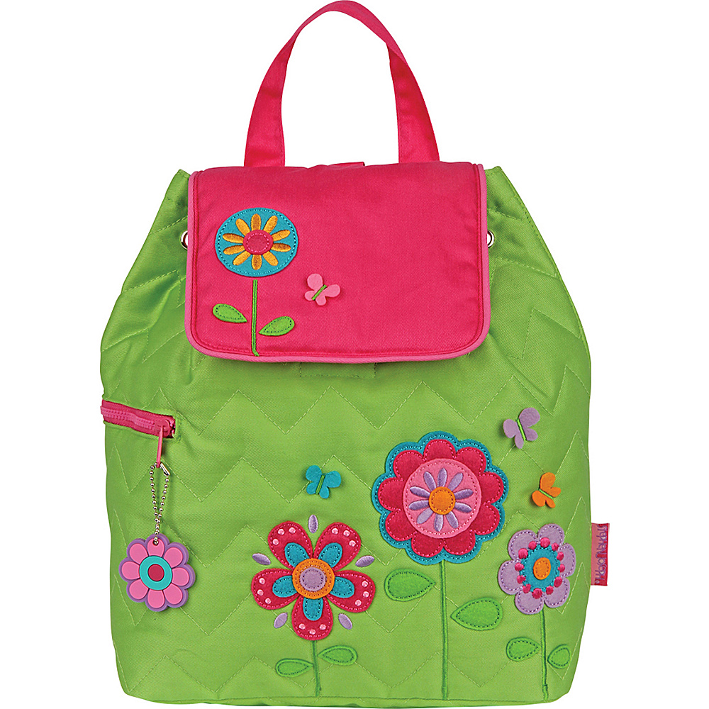 Stephen Joseph Quilted Backpack Flower Stephen Joseph Everyday Backpacks