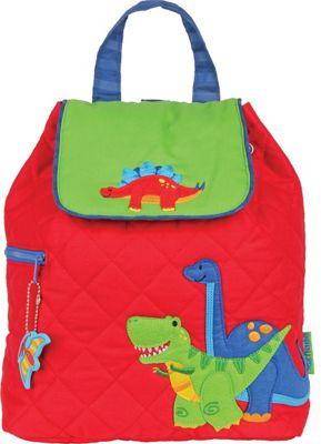 Stephen Joseph Quilted Backpack Dino - Stephen Joseph Everyday Backpacks