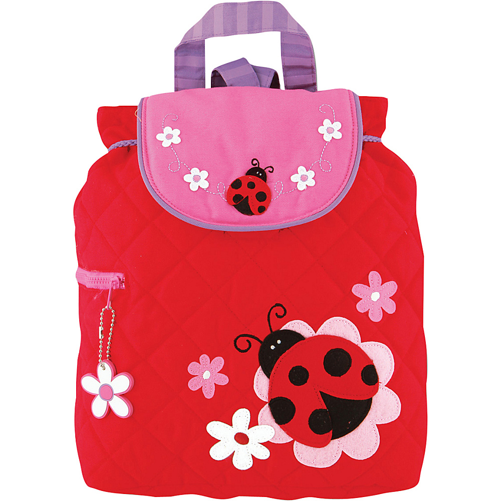 Stephen Joseph Quilted Backpack Ladybug - Stephen Joseph Everyday Backpacks - Backpacks, Everyday Backpacks