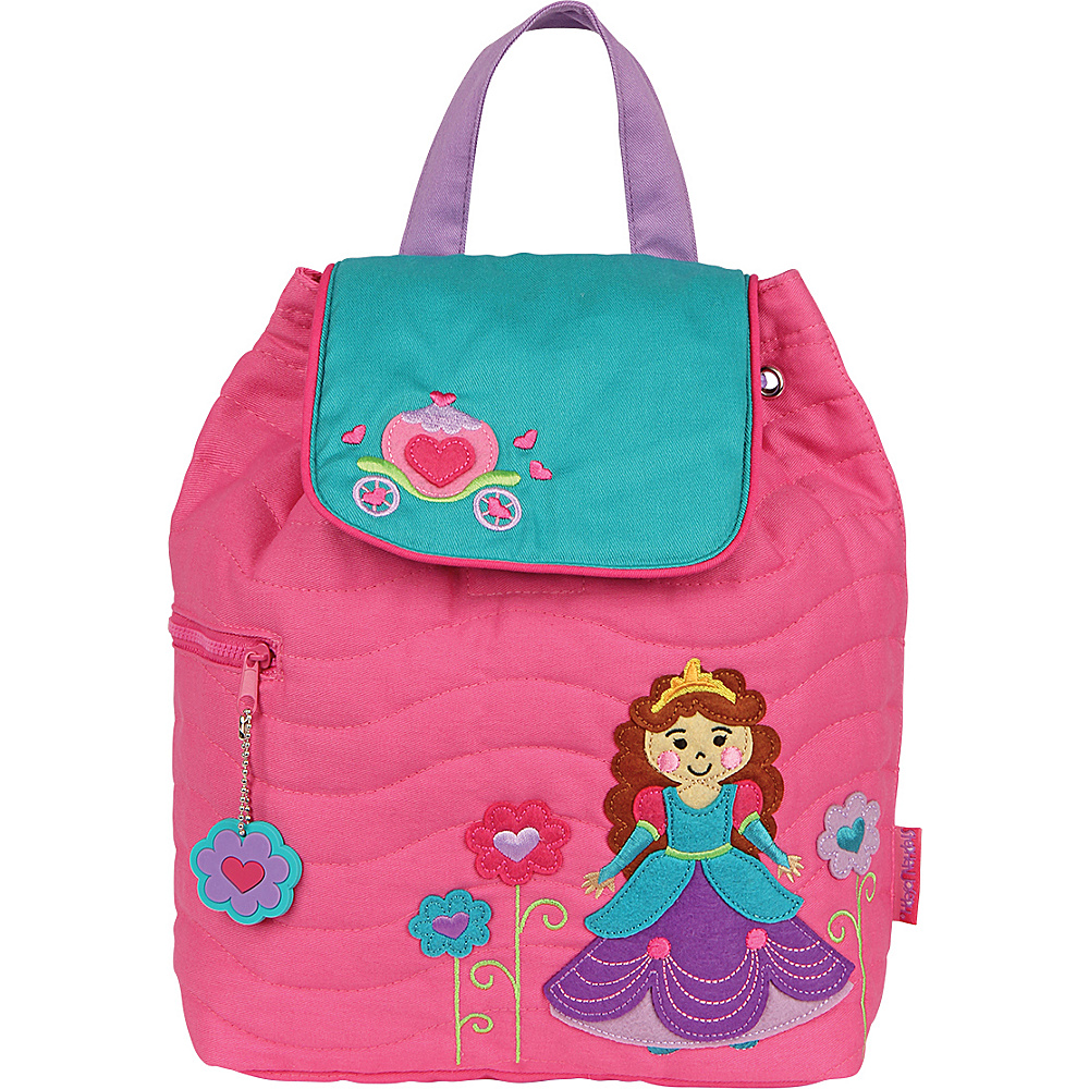 Stephen Joseph Quilted Backpack Princess - Stephen Joseph Everyday Backpacks