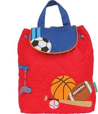 Stephen Joseph Quilted Backpack Sports - Stephen Joseph Everyday Backpacks