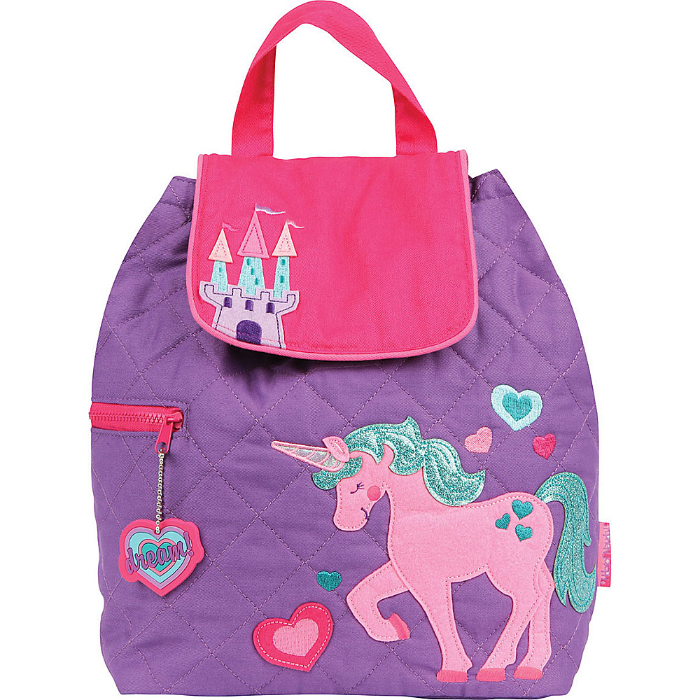 Stephen Joseph Quilted Backpack Unicorn - Stephen Joseph Everyday Backpacks - Backpacks, Everyday Backpacks