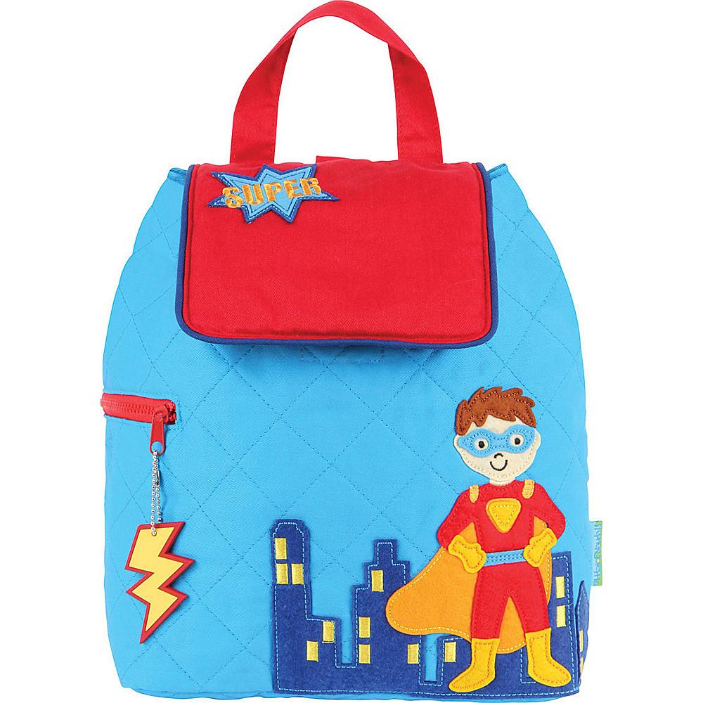 Stephen Joseph Quilted Backpack Super Hero - Stephen Joseph Everyday Backpacks - Backpacks, Everyday Backpacks