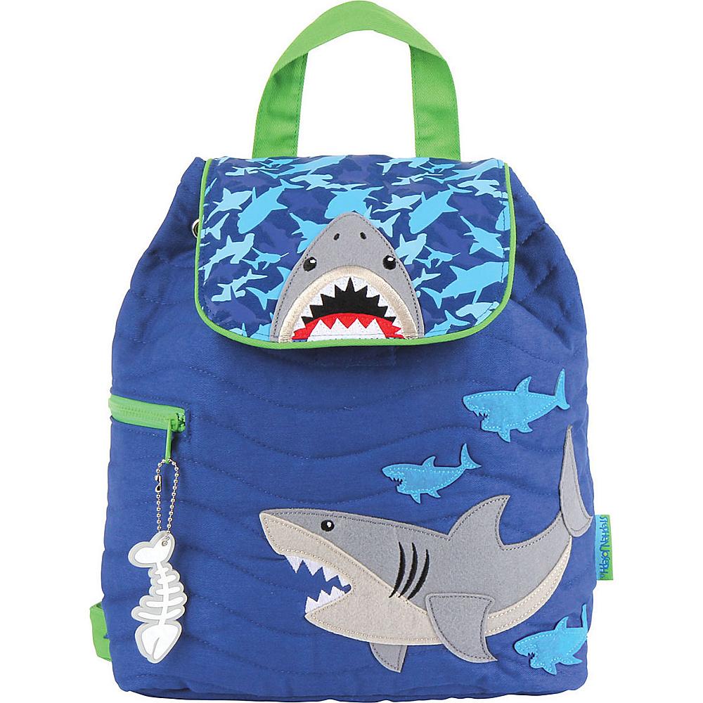 Stephen Joseph Quilted Backpack Shark - Stephen Joseph Everyday Backpacks - Backpacks, Everyday Backpacks