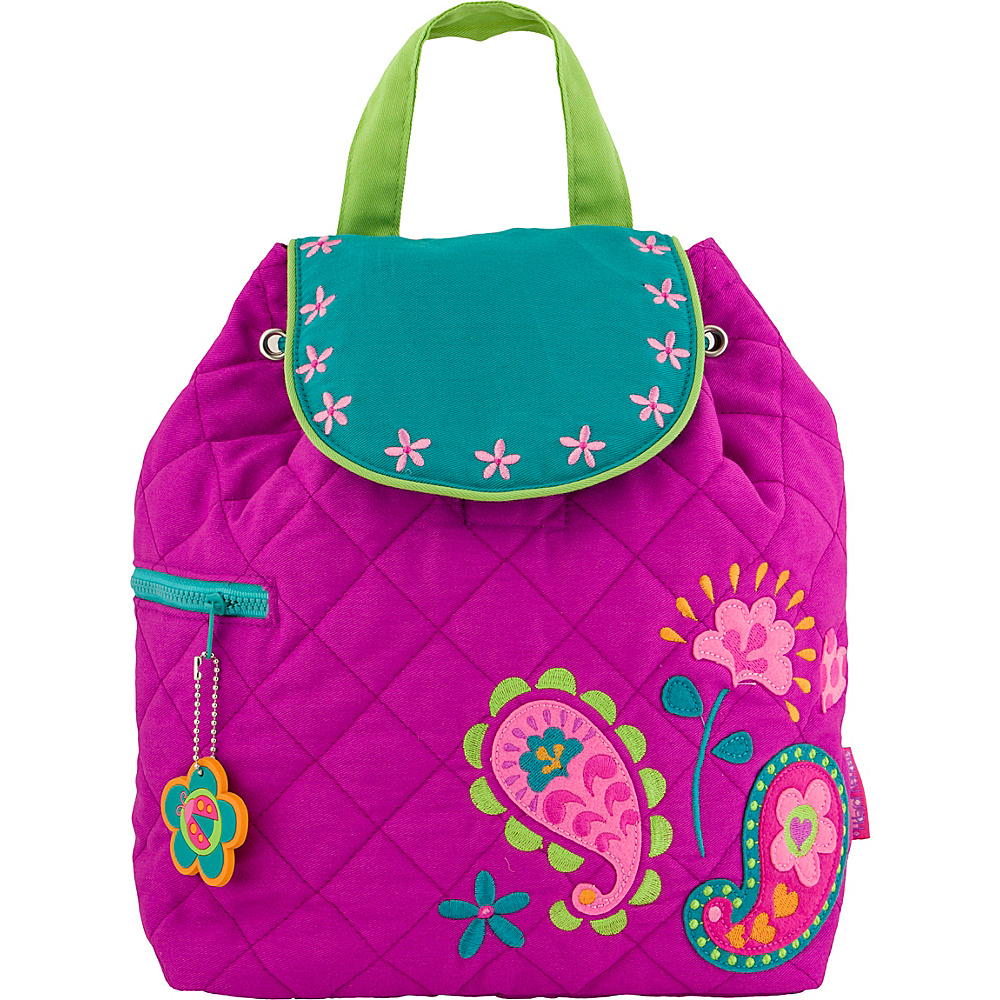 Stephen Joseph Quilted Backpack Paisley - Stephen Joseph Everyday Backpacks - Backpacks, Everyday Backpacks