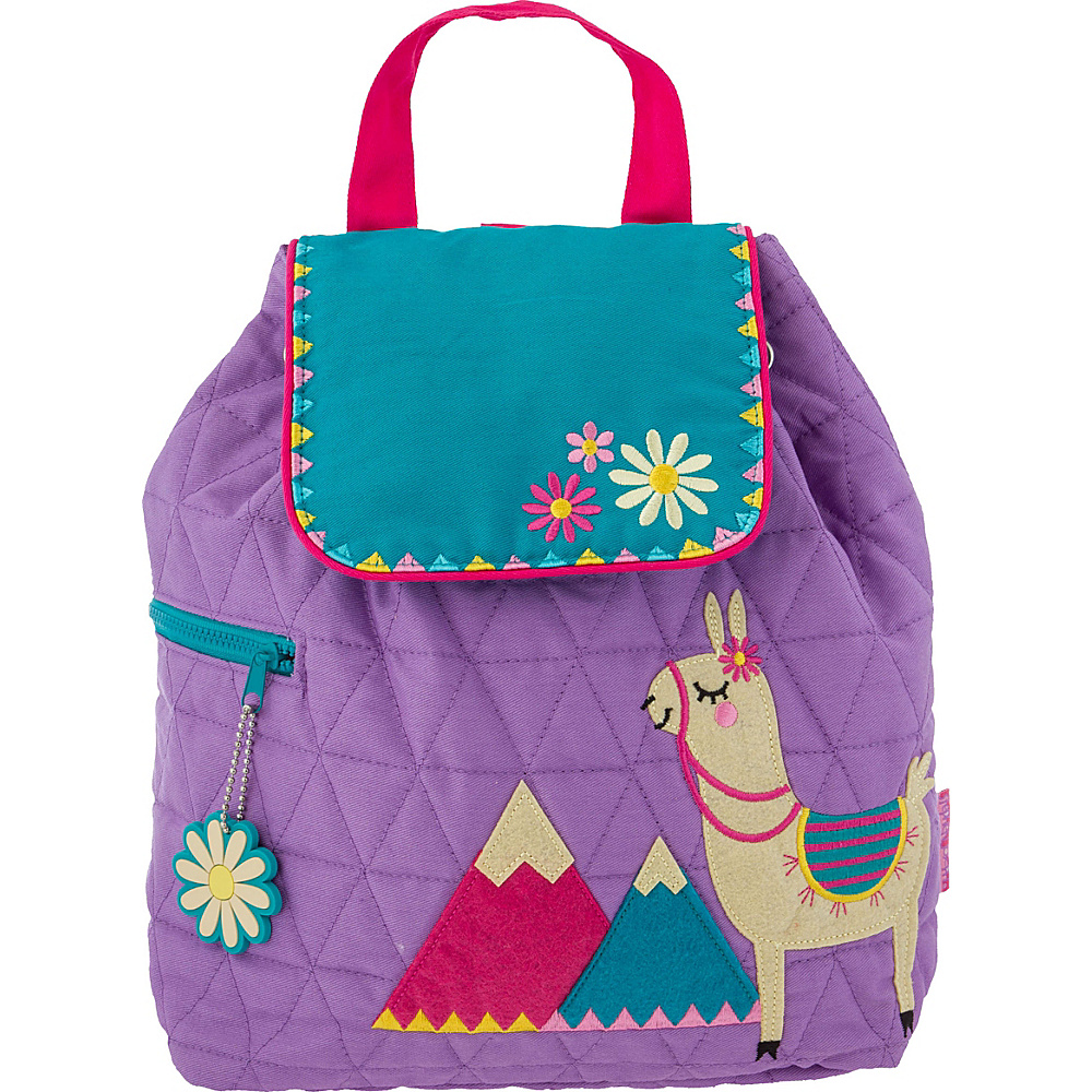 Stephen Joseph Quilted Backpack Llama - Stephen Joseph Everyday Backpacks - Backpacks, Everyday Backpacks