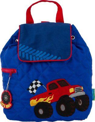 Stephen Joseph Quilted Backpack Truck 2 - Stephen Joseph ...