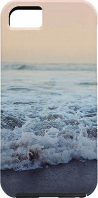 DENY Designs Leah Flores iPhone 5/5s Case Ocean Blue - Crash into Me - DENY Designs Electronic Cases