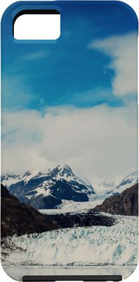 Deny Designs Leah Flores iPhone 5/5s Case Sky Blue - Glacier Bay National Park - Deny Designs Electronic Cases
