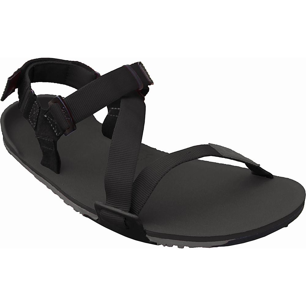 Xero Shoes Umara Z Trail Mens Ultimate Trail Friendly Sandal 10 Coal Black Charcoal Black Xero Shoes Men s Footwear
