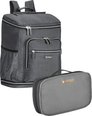 biaggi Zipsak Backsak Grey - biaggi Business & Laptop Backpacks