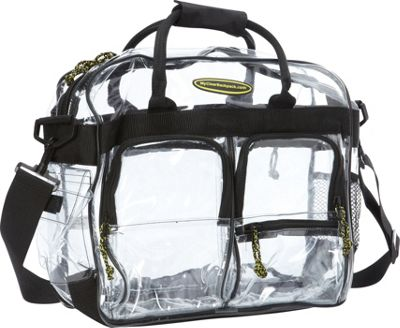 My Clear Backpack Business Brief Clear - My Clear Backpack Non-Wheeled Business Cases
