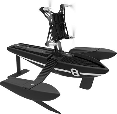 Parrot Orak Hydrofoil Mini Drone Black - Parrot Cameras