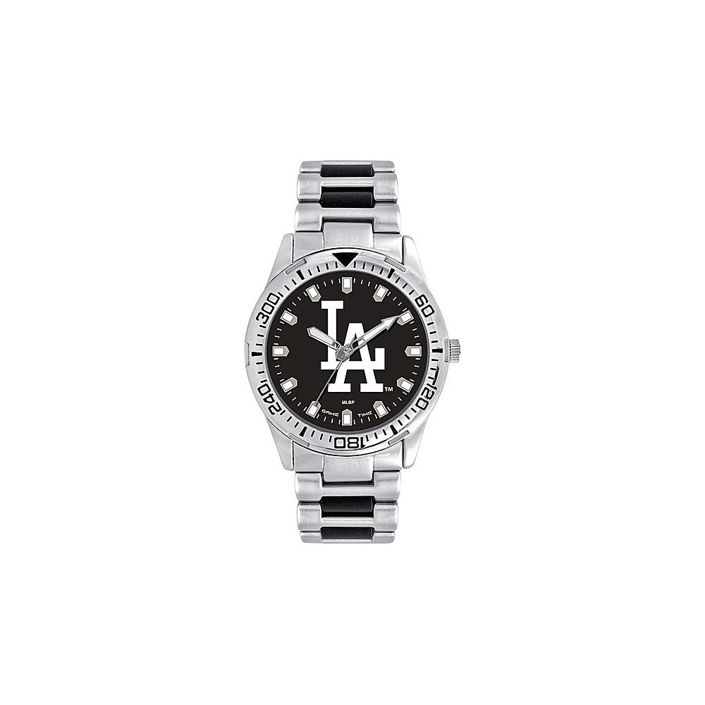 Game Time Mens Heavy Hitter-MLB Watch Los Angeles Dodgers - Game Time Watches - Fashion Accessories, Watches