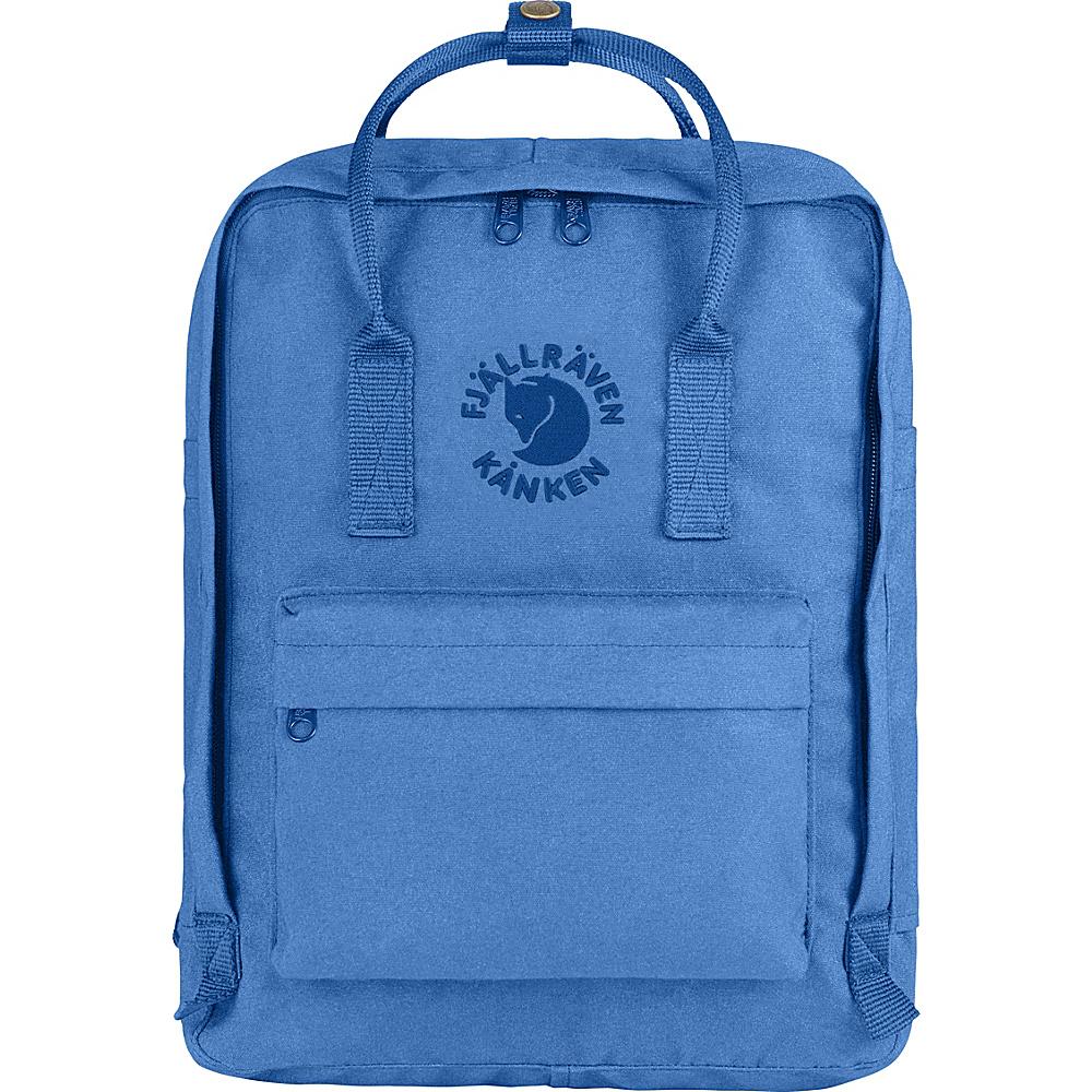 Fjallraven Re-Kanken Backpack UN Blue - Fjallraven Everyday Backpacks - Backpacks, Everyday Backpacks