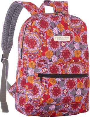 T-shirt & Jeans Pink Swirl School Backpack Pink Swirl - T-shirt & Jeans Everyday Backpacks