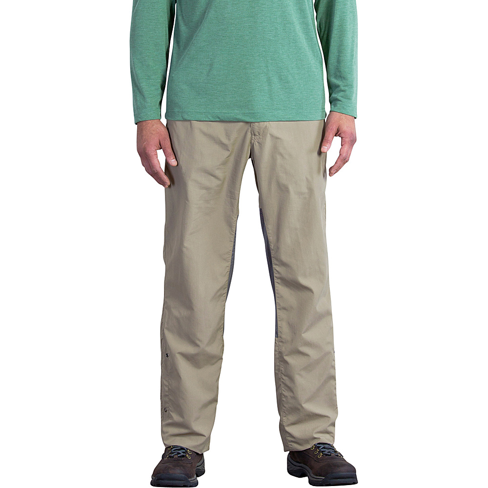 ExOfficio Mens BugsAway Sandfly Pant 30 - Walnut - ExOfficio Mens Apparel - Apparel & Footwear, Men's Apparel